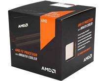 AMD FX-8370E 8-Core 3.3GHz AM3+ Vishera CPU with AMD Wraith Cooler